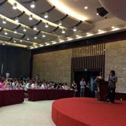 太火鸟创始人雷海波受邀参加2014年全国交互设计论坛