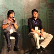 """太火鸟创始人雷海波受邀参与TechCrunch主会场以""""设计与创业""""为主题的Panel!"""